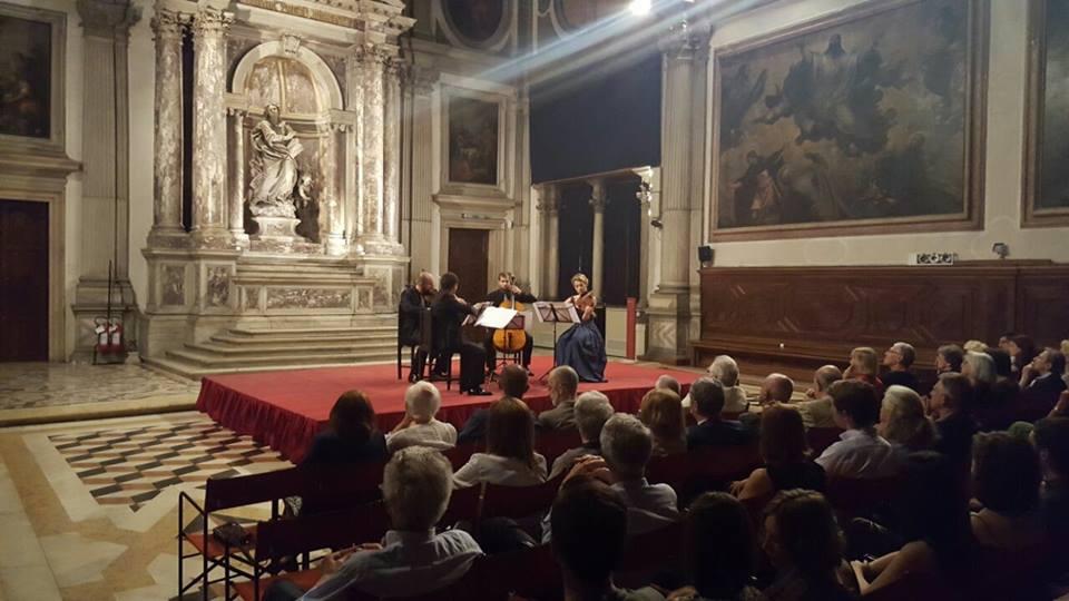 Quartetto Noûs - Foto SVC
