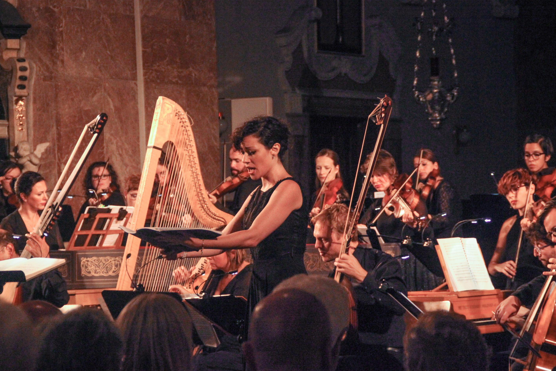 Arianna Vendittelli - foto © Innsbrucker Festwochen / Claudia Putzhuber