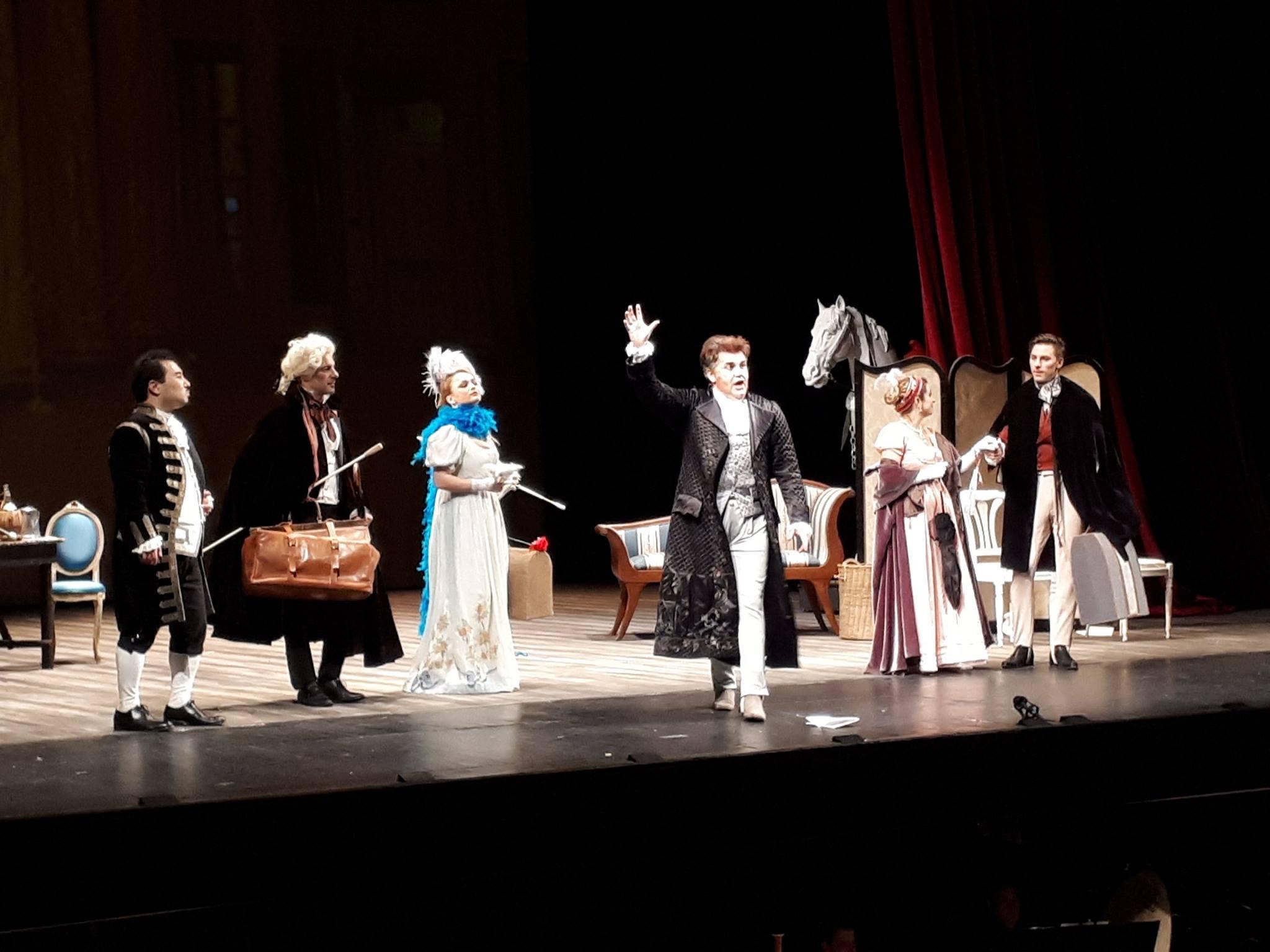Foto dalla pagina Facebook del Teatro Verdi di Trieste