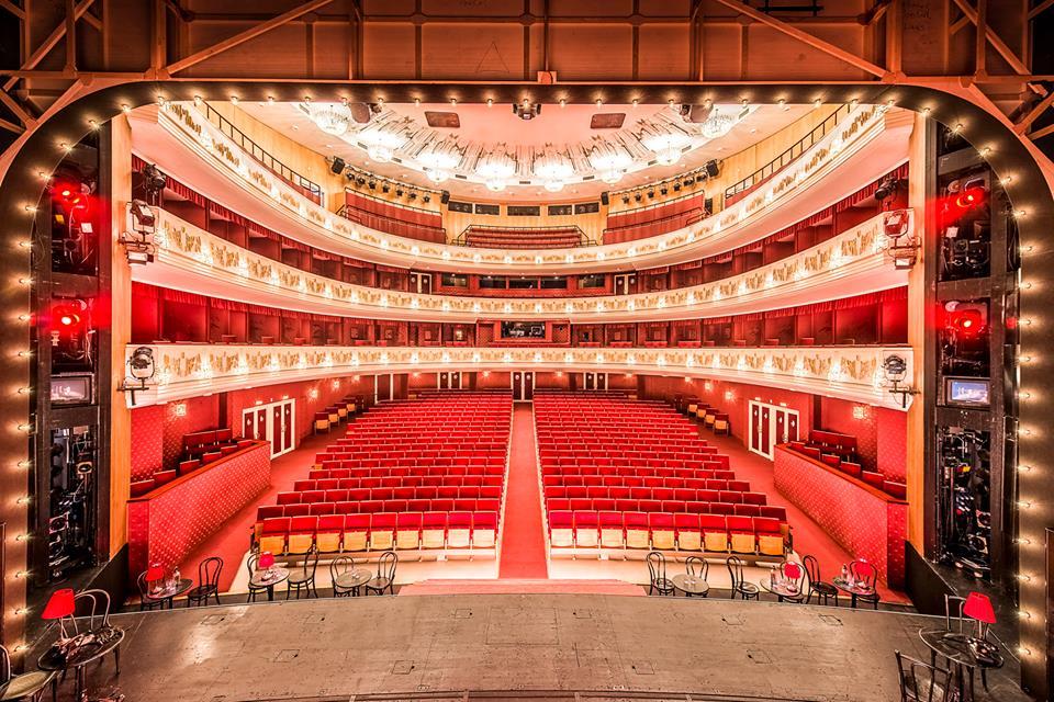 Tiroler Landestheater - foto Rupert Larl