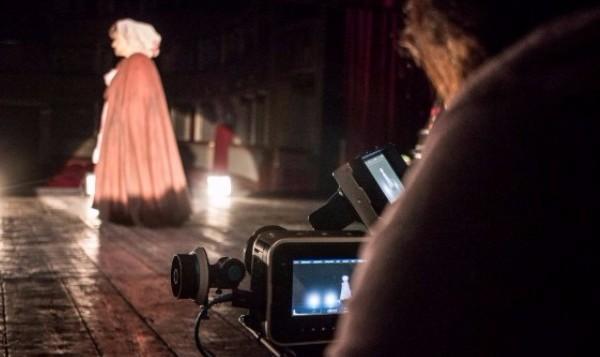 Armida, come Manon Lescaut sul palcoscenico del Teatro del Giglio - Foto di Fabio Camillo