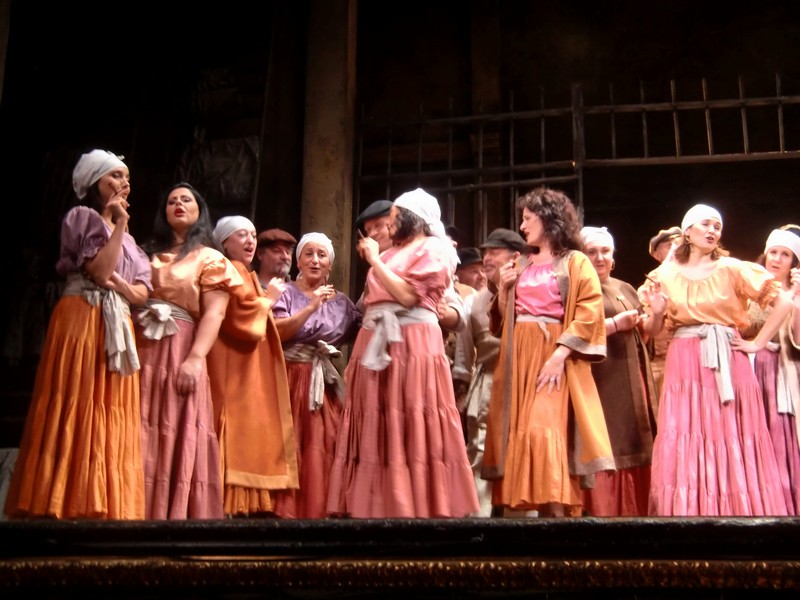 Coro dell'Opera di Parma - Foto Patrizia Monteverdi