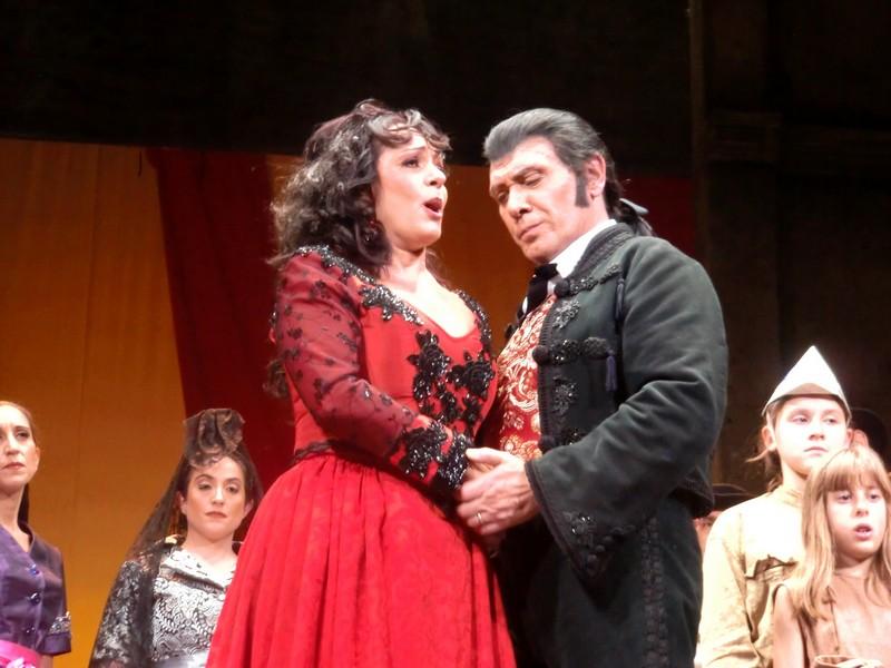 Cristina Melis e Marzio Giossi - Foto Patrizia Monteverdi