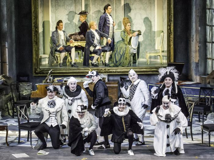 Tiroler Landestheater: Capriccio - Photo TLT