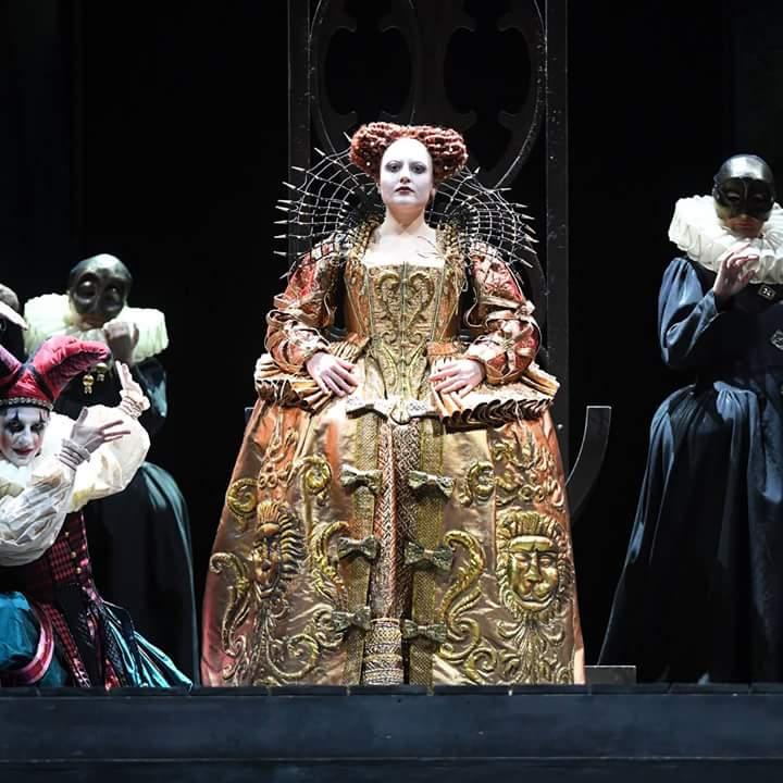 Roberto Devereux al Teatro Regio di Parma