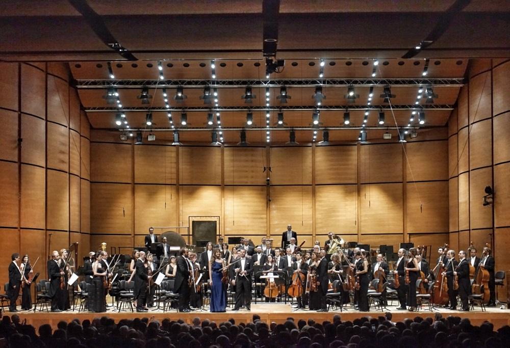 Foto concerto Dego - Alpensinfonie - LaVerdi