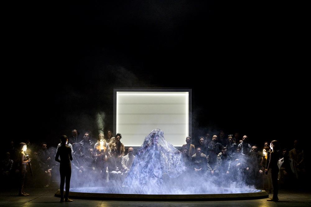 Jodie Devos (L'Amour/Zaïre) - ph. Little Shao / Opéra national de Paris