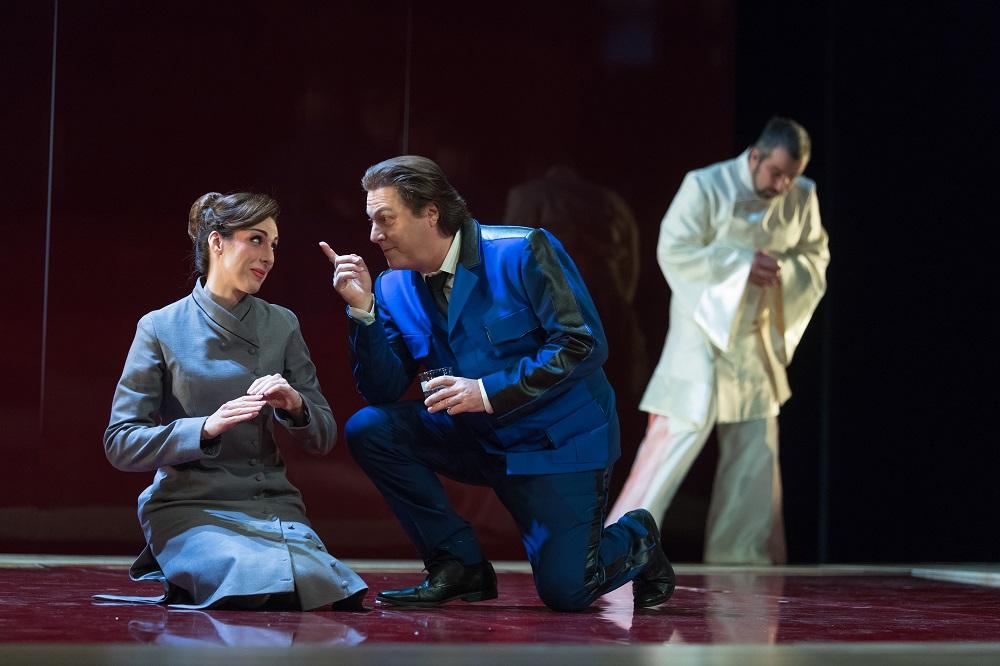 Irena Parlov e Renzo Zulian