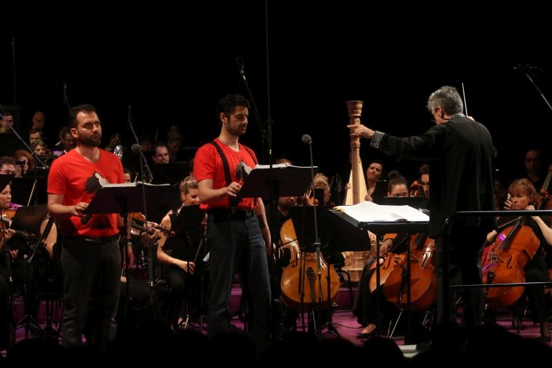 Baritono e Basso Kovacs