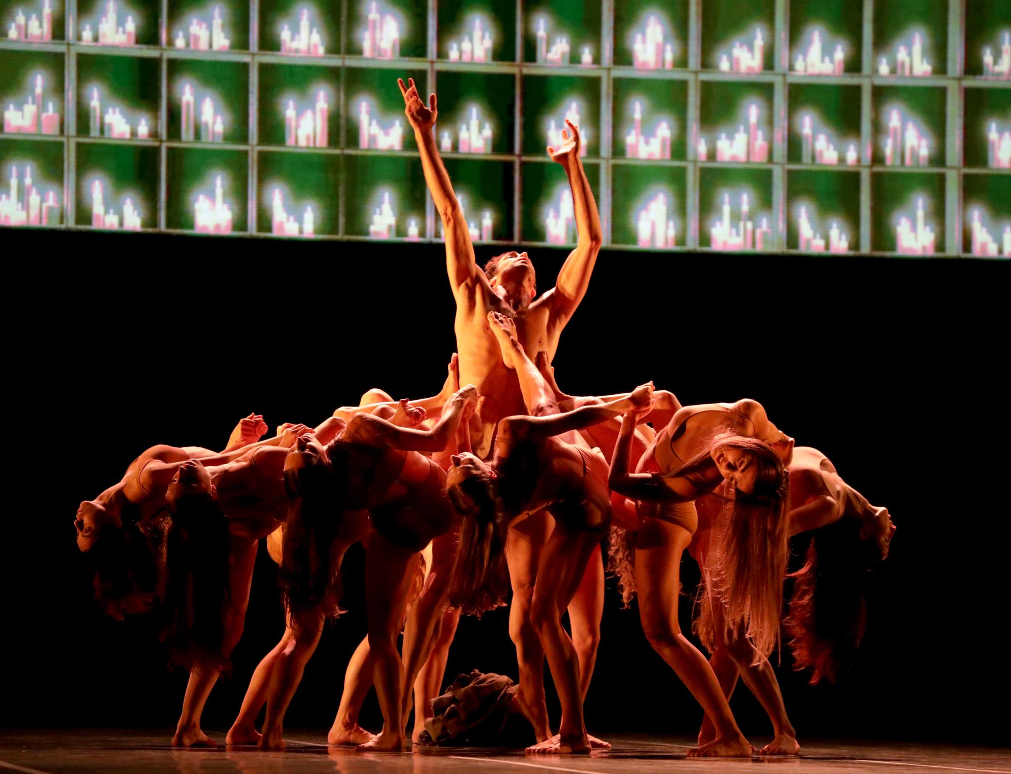 Gabriele Corrado e il Corpo di ballo - ph. credit Brescia/Amisano - Teatro alla Scala