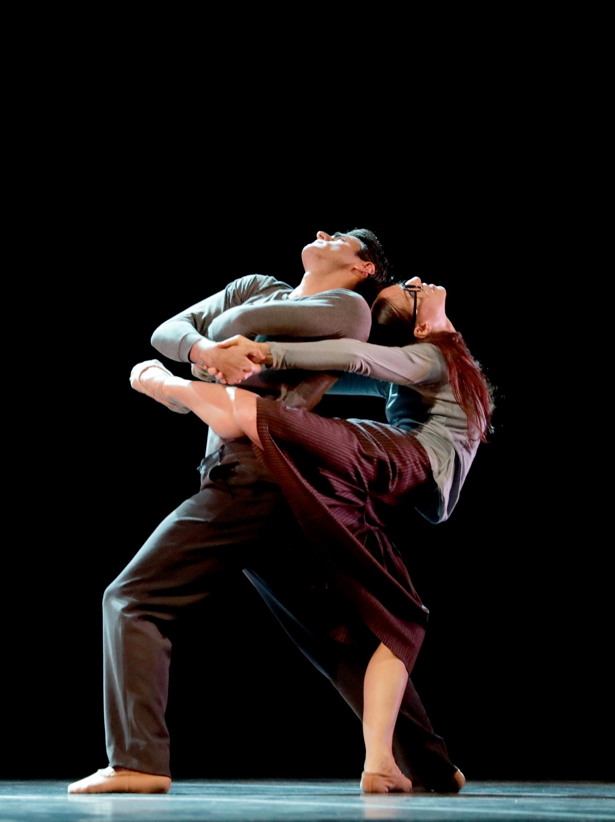 Martina Arduino e Gioacchino Starace - ph. credit Brescia/Amisano - Teatro alla Scala