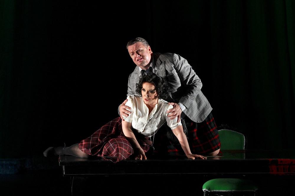 Elena Mosuc e Federico Longhi - ph. Marcello Orselli