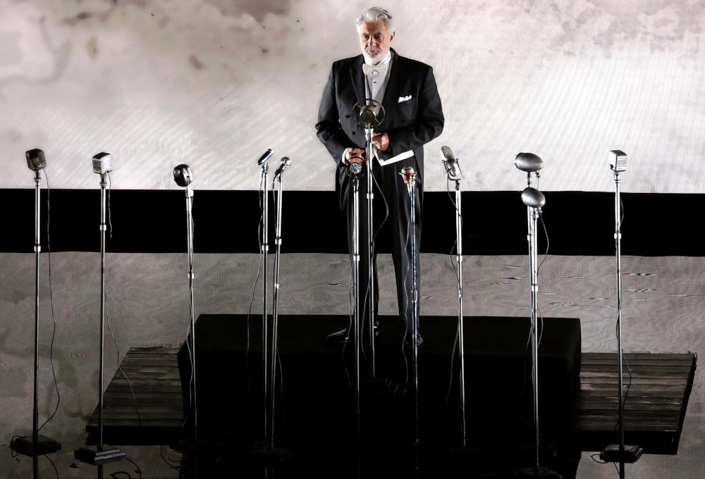 Placido Domingo - ph. credit Brescia/Amisano - Teatro alla Scala