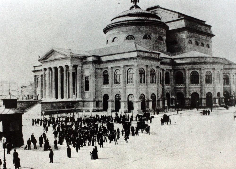 Palermo teatro massimo 120 anni dall inaugurazione 20 - Architetto palermo ...