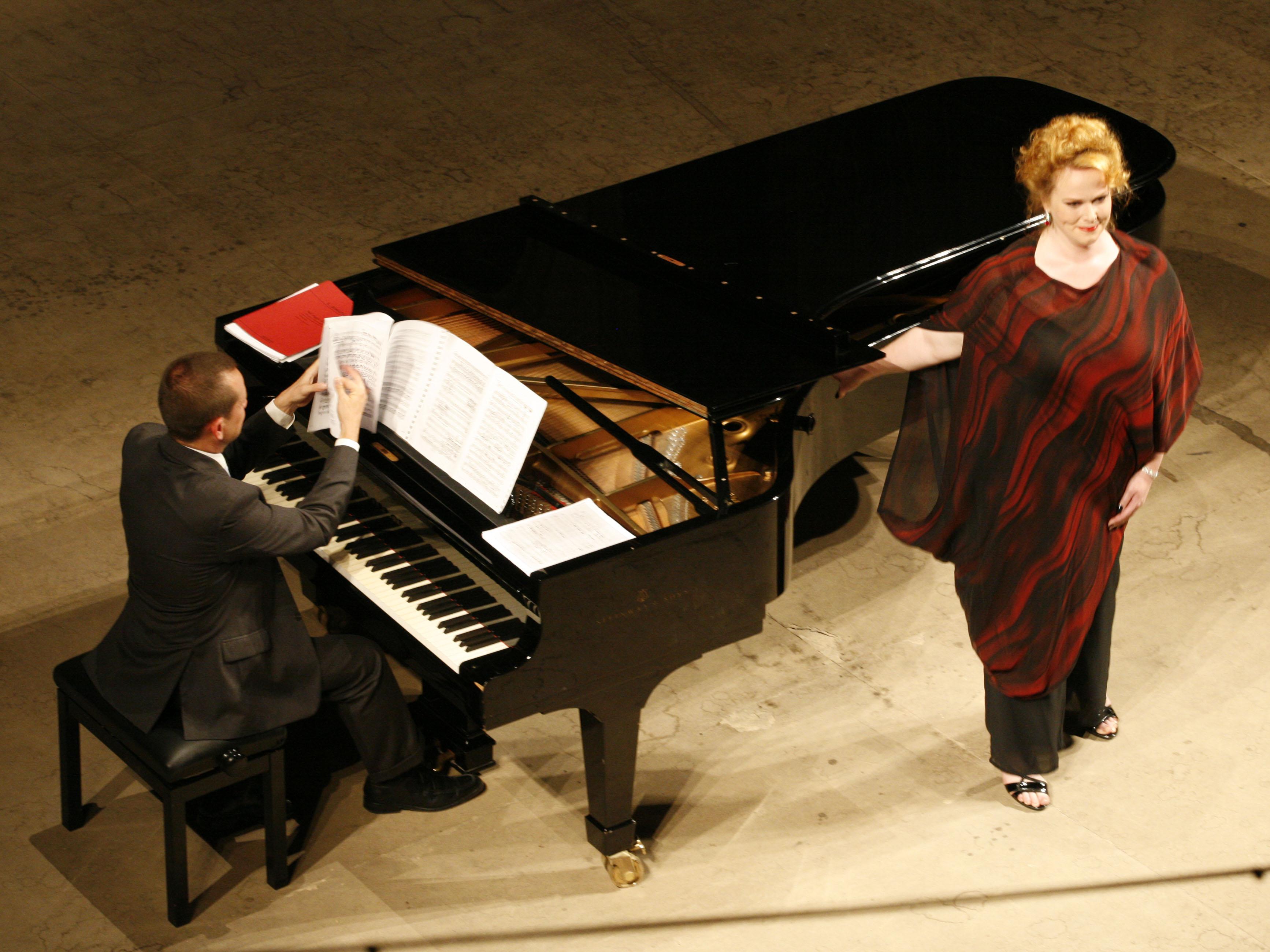 Giulio Zappa e Jessica Pratt - Foto Amati Bracciardi