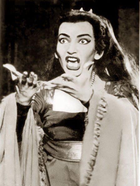 Maria Callas interpreta Medea