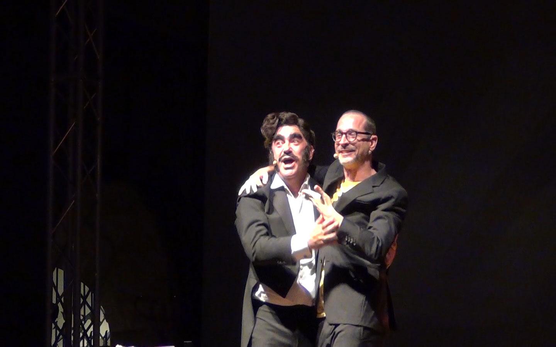 Elio e Francesco Micheli - credits OperaClick (Danilo Boaretto