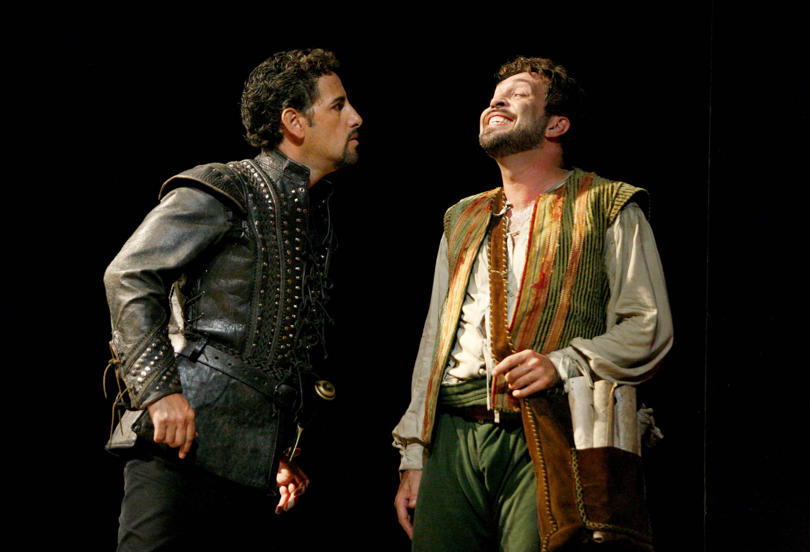 Juan Diego Flórez e Paolo Bordogna - Foto Amati Bracciardi