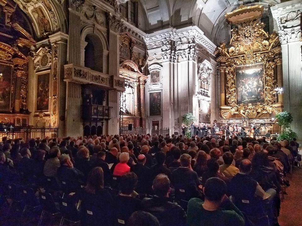 foto dalla pagina Facebook del Festival Monteverdi