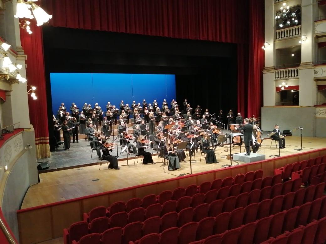 dalla pagina Facebook del Teatro Goldoni