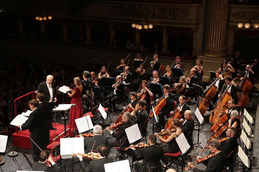Missa Solemnis - B. Haitink. Ph. credit Brescia/Amisano Teatro alla Scala