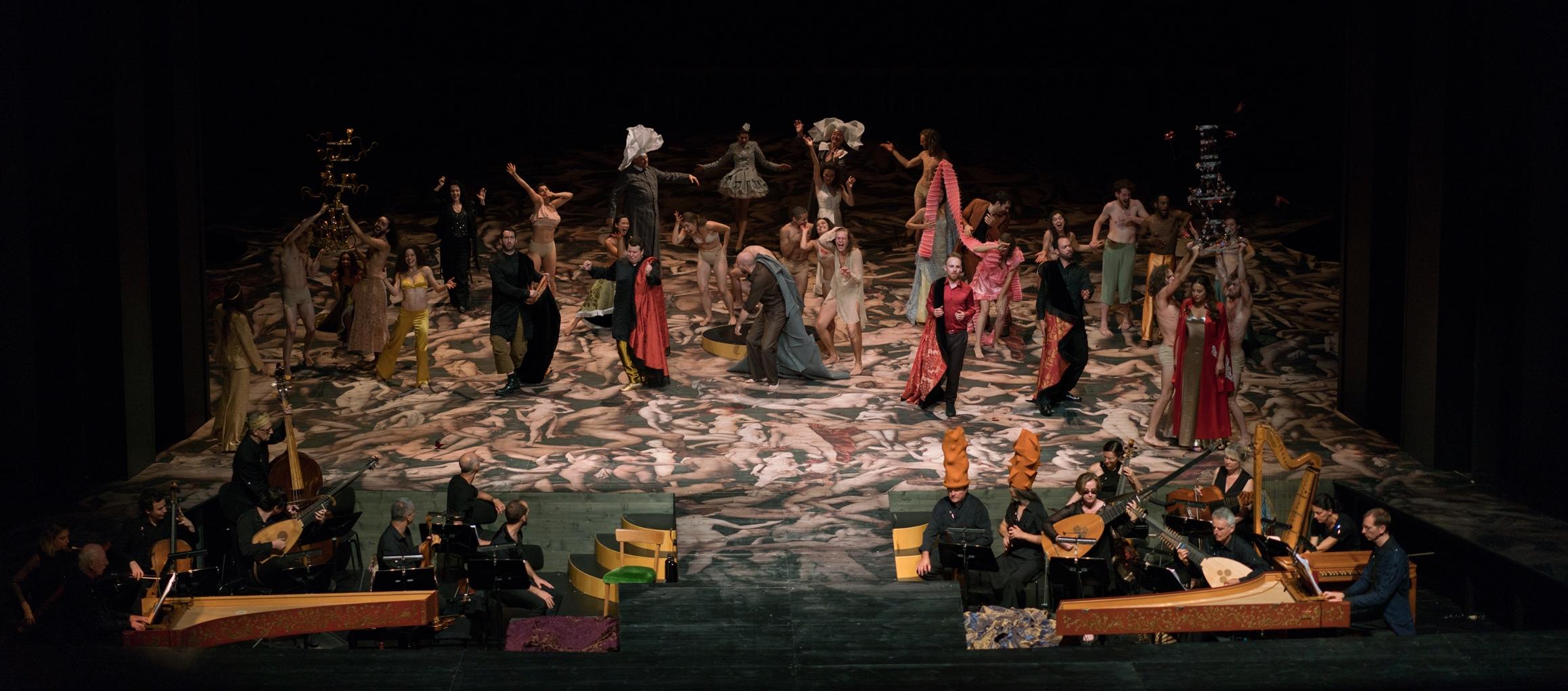 Salzburger Festspiele / Maarten Vanden Abeele