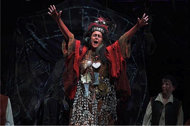Deborah Humble - Un ballo in maschera (Ulrica)