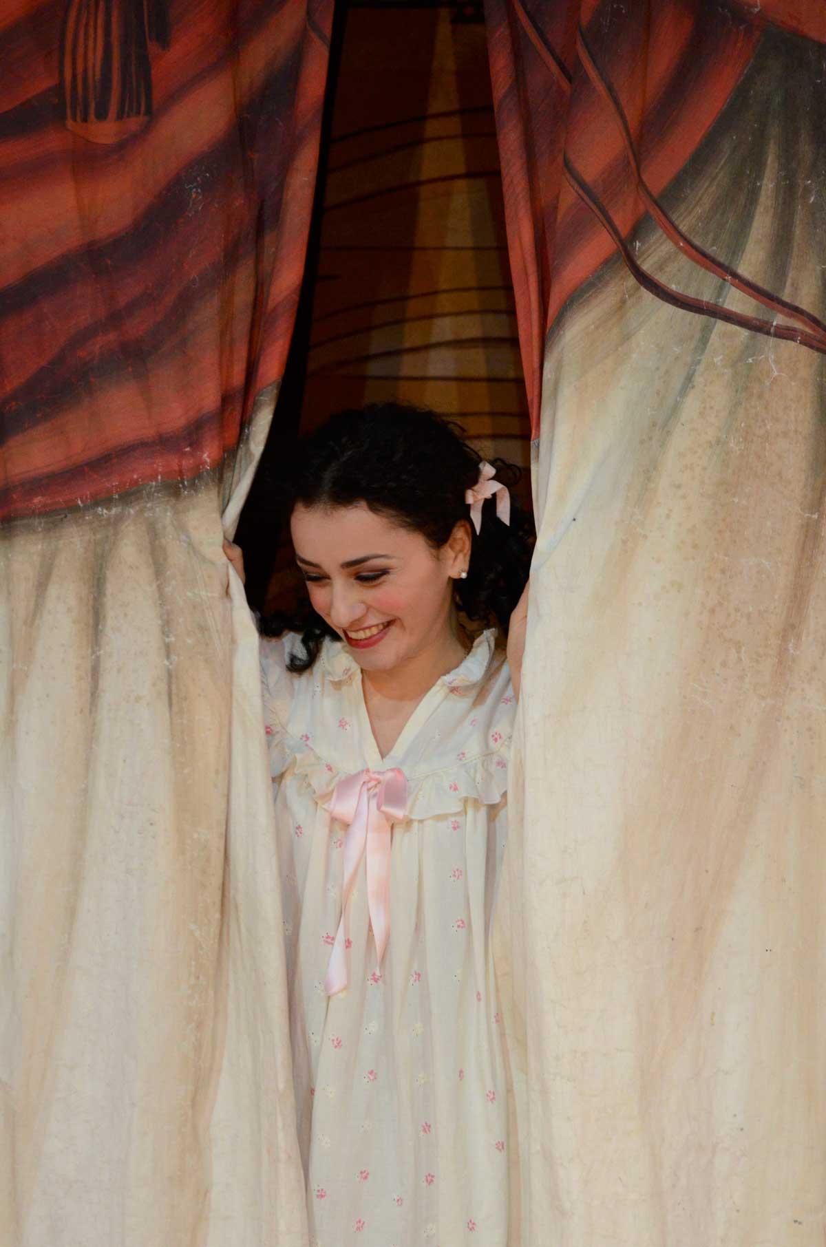 Rosina al Teatro Real di Madrid
