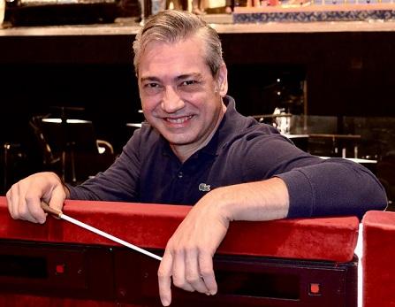 Foto concessa dal Maestro Nicola Luisotti