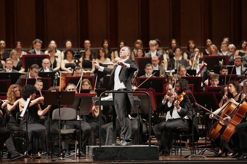 Foto concessa dalla Fondazione Teatro Petruzzelli Bari