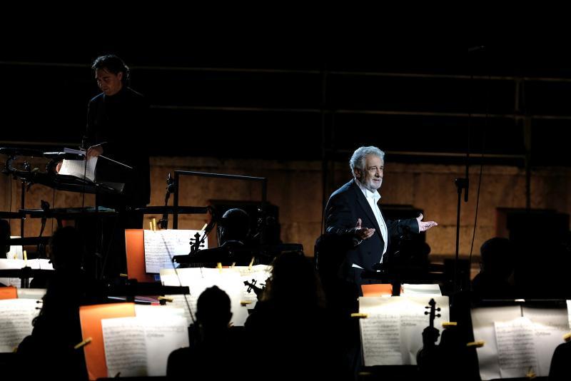 Plácido Domingo©Foto Ennevi/Fondazione Arena di Verona