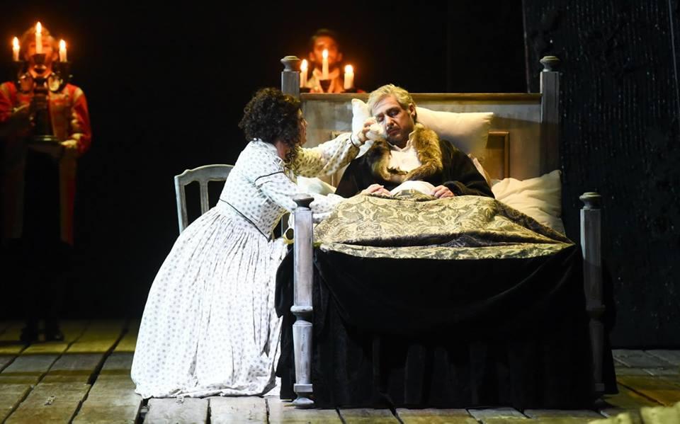 Marta Torbidoni e George Andguladze - Foto Roberto Ricci