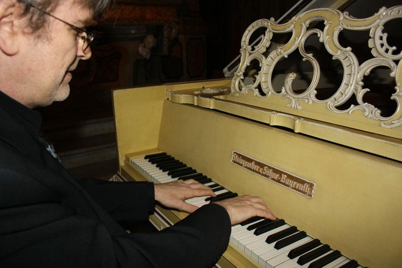 in concerto sullo Steingraeber del 1873