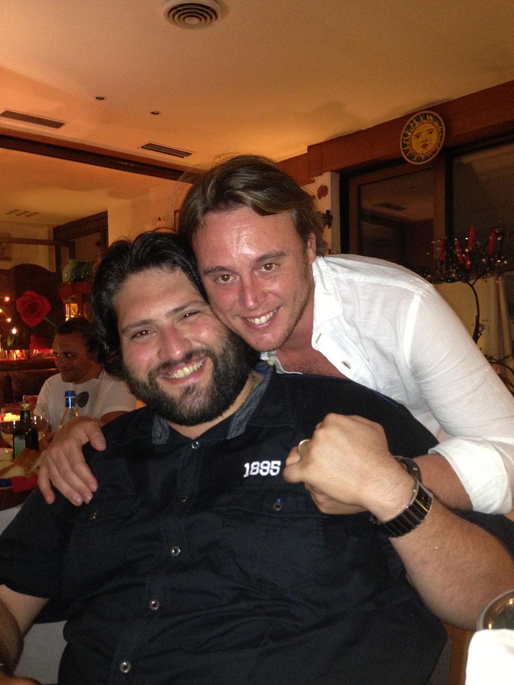 Nicola Alaimo e Michele Mariotti