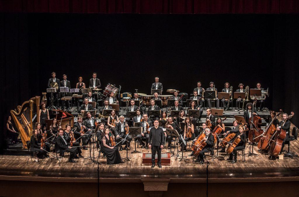 Marco Angius e Orchestra di Padova e del Veneto - foto @ Alessandra Lazzarotto