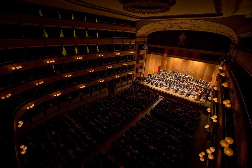 Inaugurazione - ph. di Orchestra della Toscana