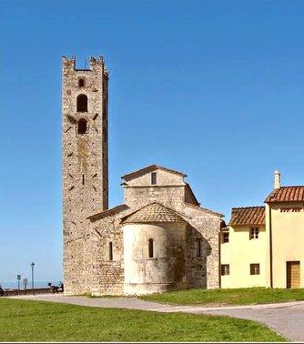 La Pieve di San Pantaleone a Pieve a Elici