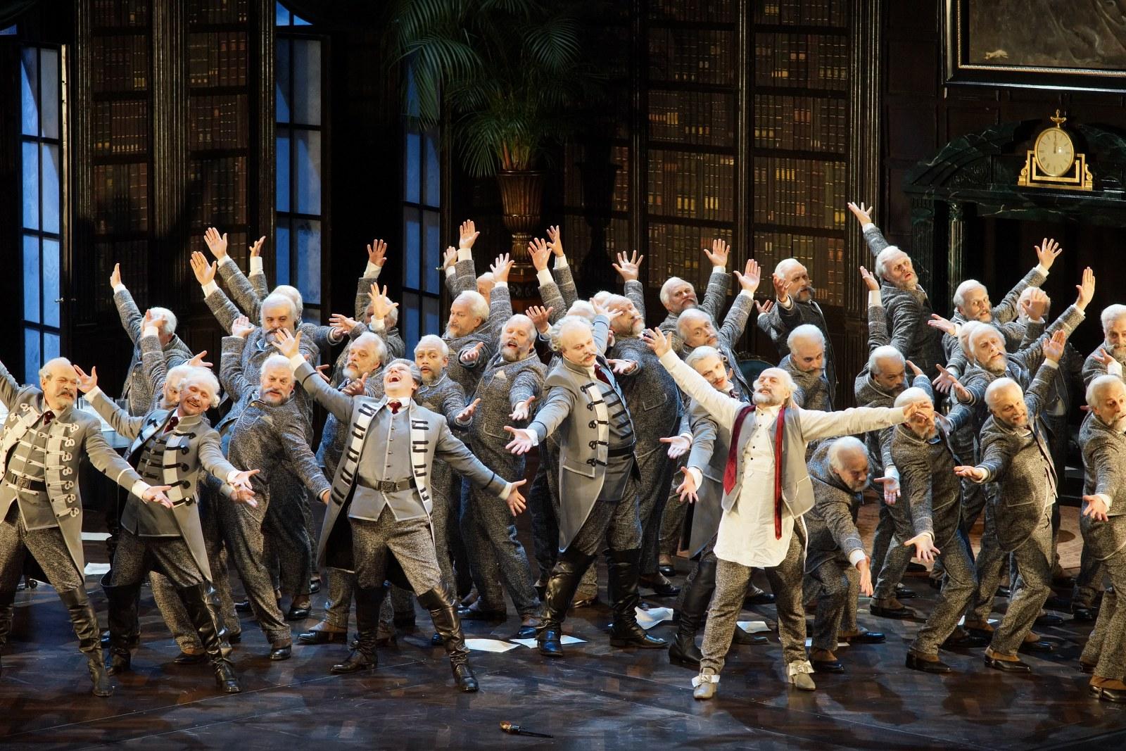 Amsterdam - Opera Nazionale Olandese: La donna di picche - Foto: Opera Nazionale Olandese