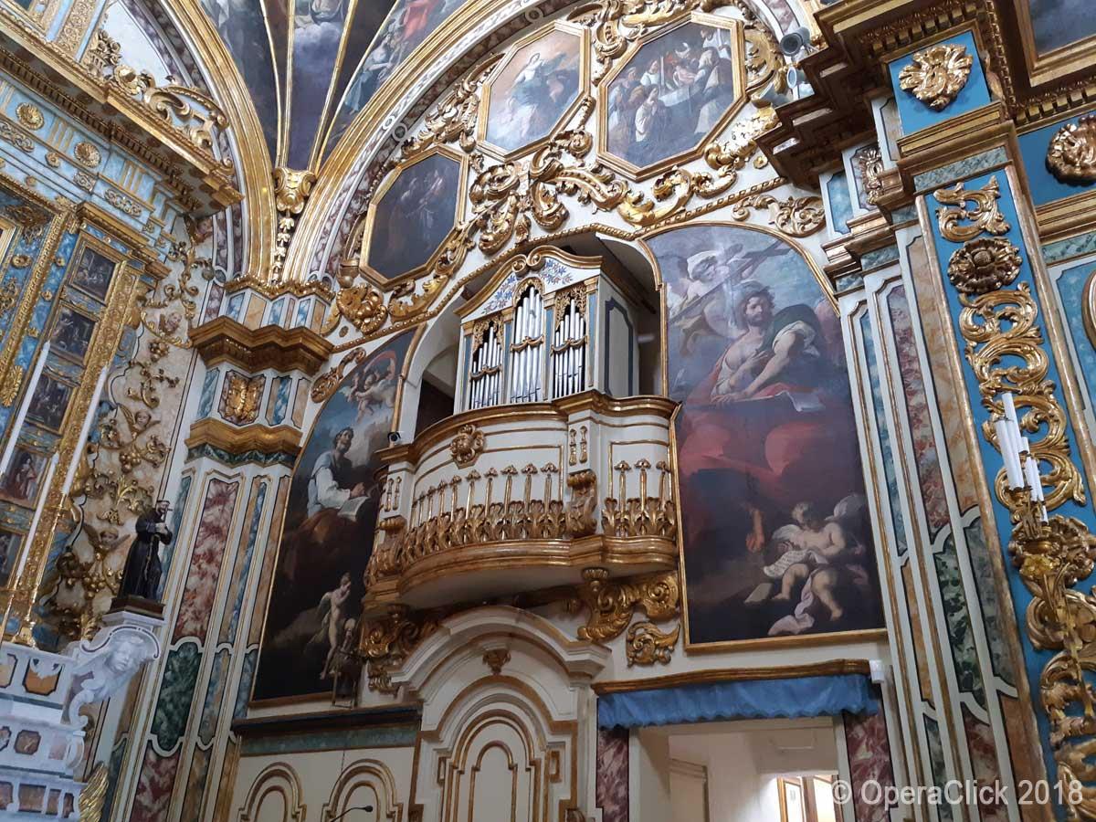 Chiesa di Santa Maria della Purità - Gallipoli