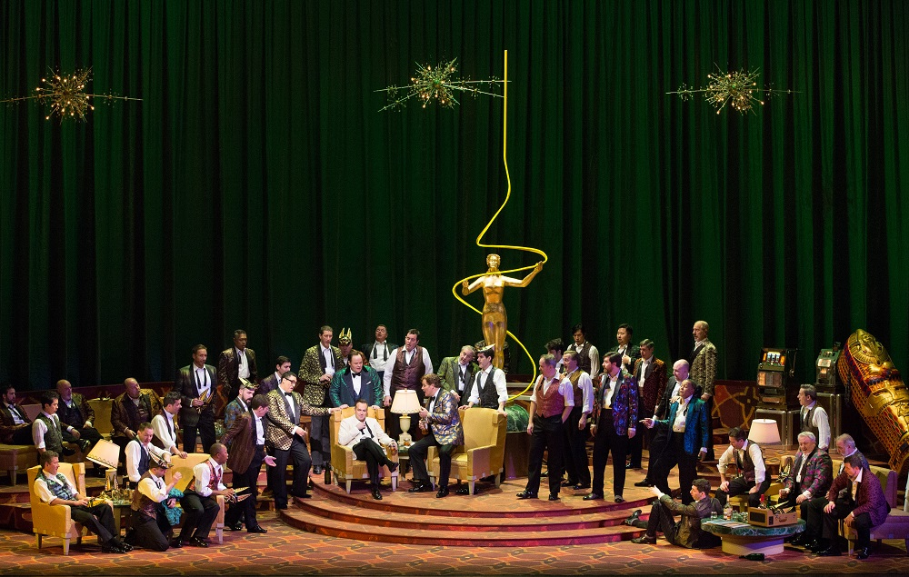 Photo by Marty Sohl/Metropolitan Opera.