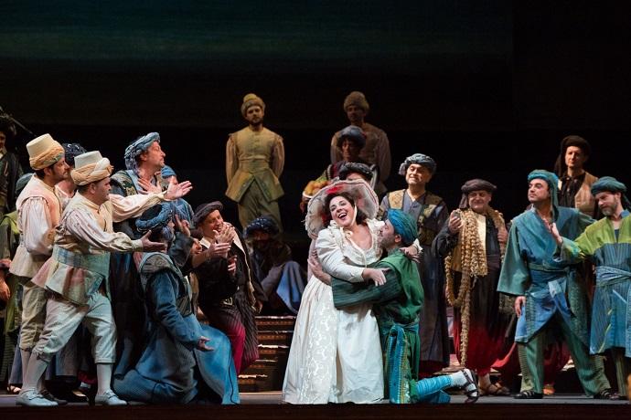 Photocredit: Rosellina Garbo (dalla pagina Facebook del Teatro Massimo)