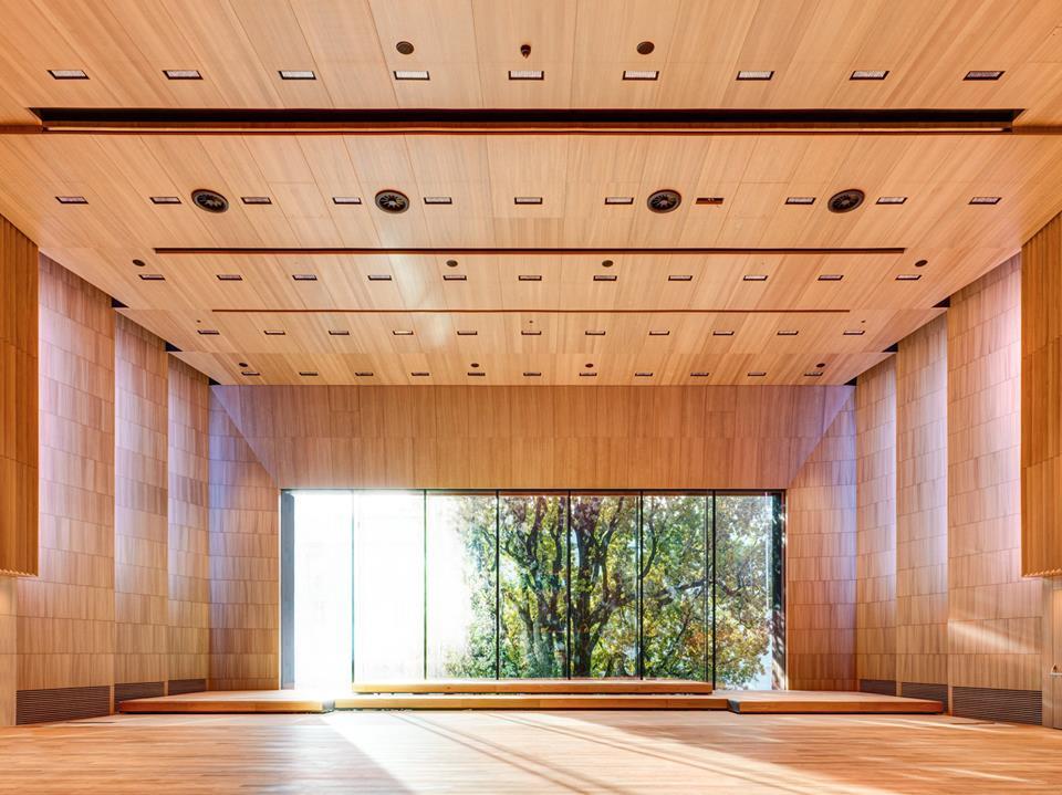 Haus der Musik: Großer Saal - foto © Günther Egger