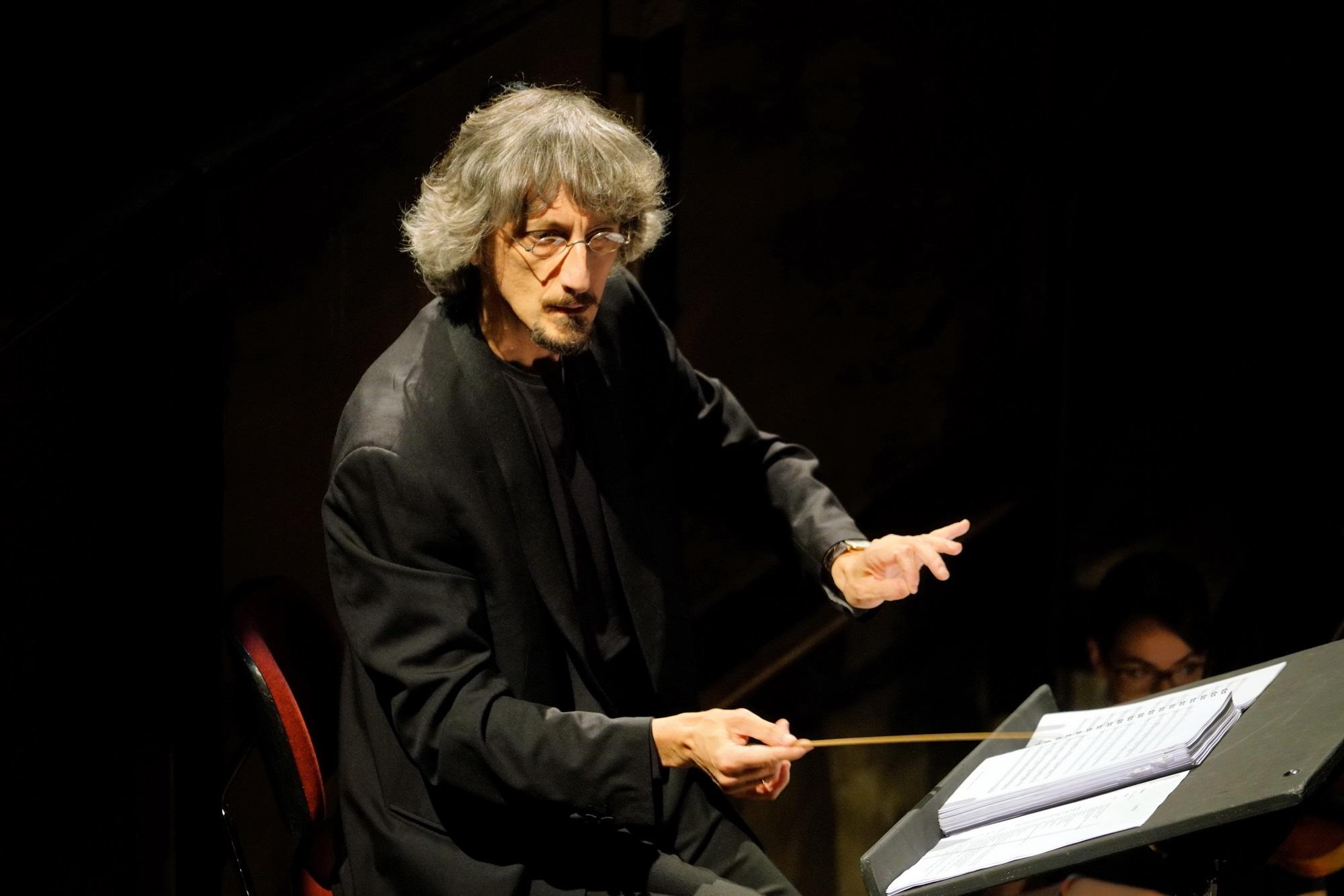 Federico Maria Sardelli - Foto Rota / Fondazione Donizetti.