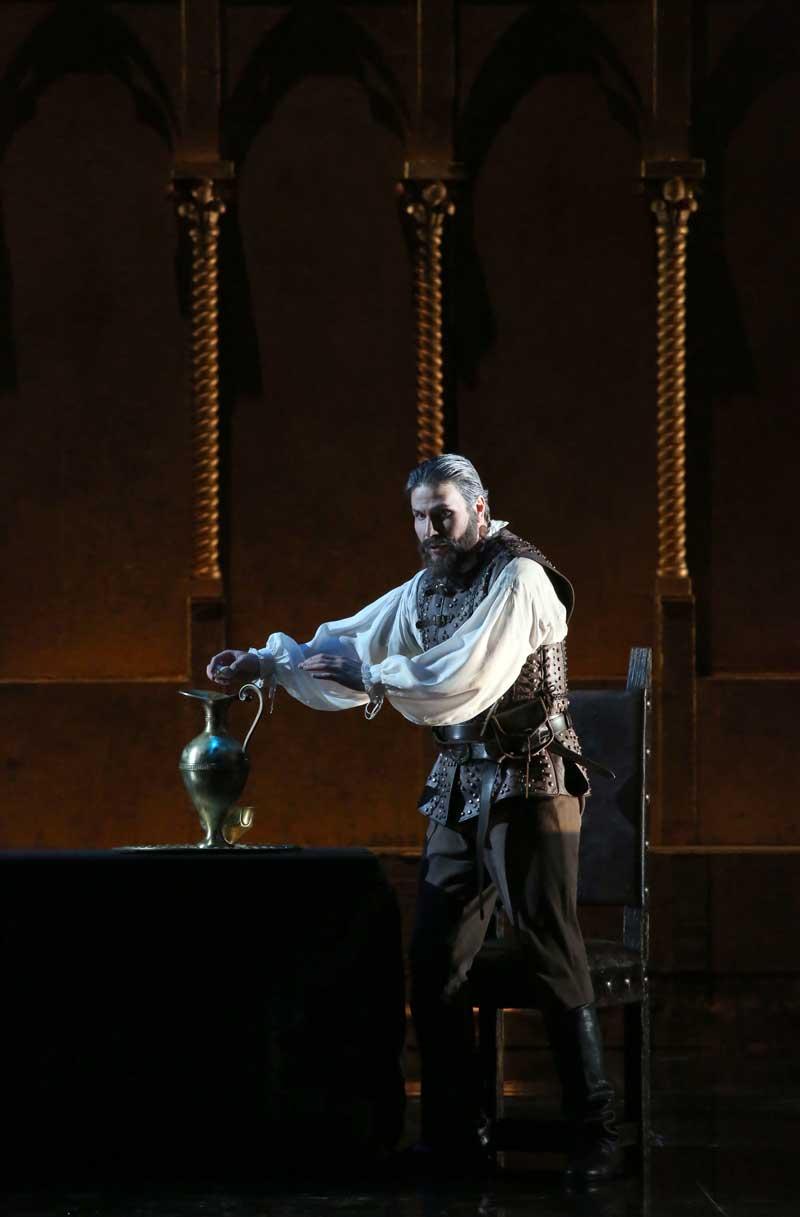 Massimo Cavalletti - credit Marco Brescia / Teatro alla Scala