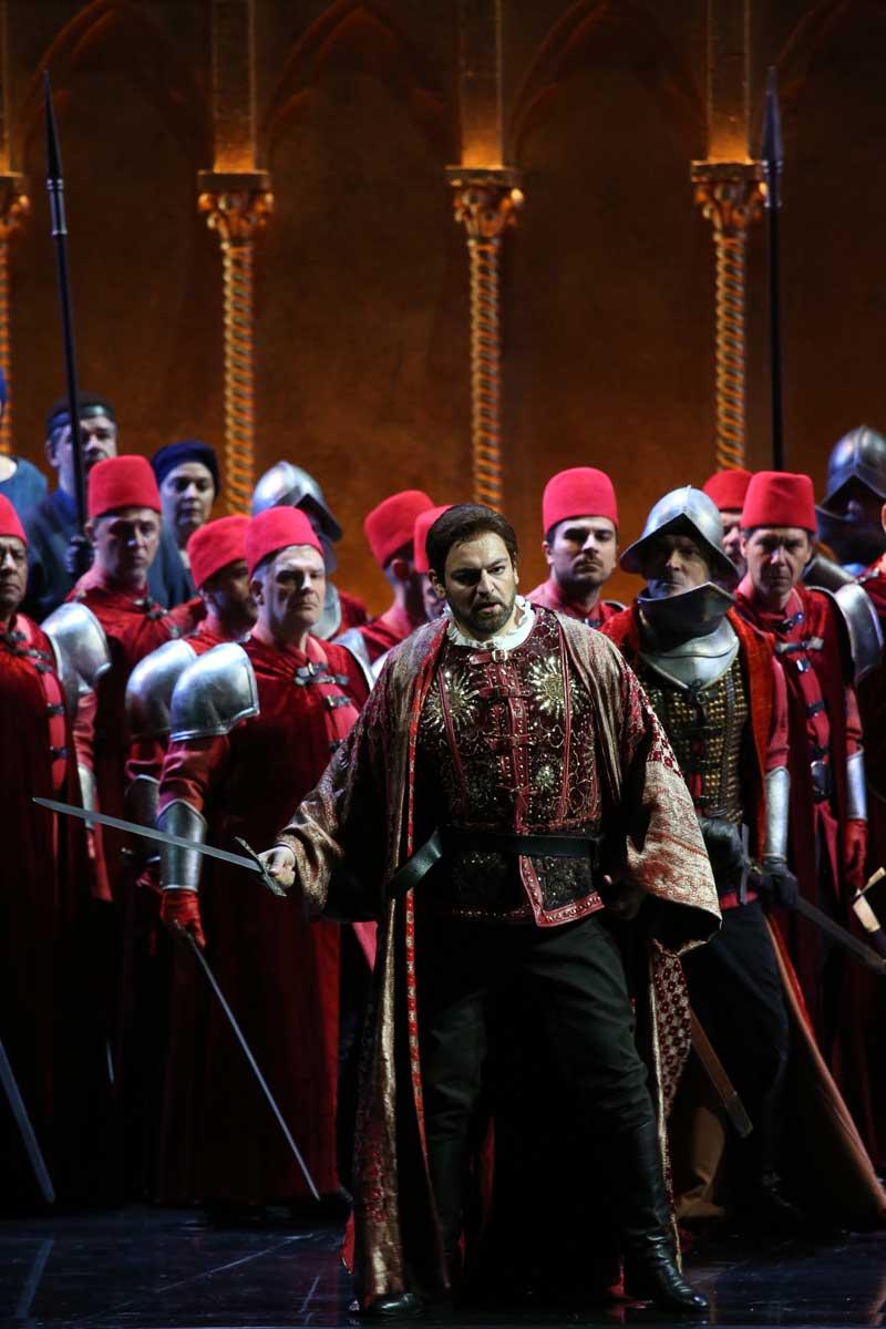 Giorgio Berrugi - credit Marco Brescia / Teatro alla Scala