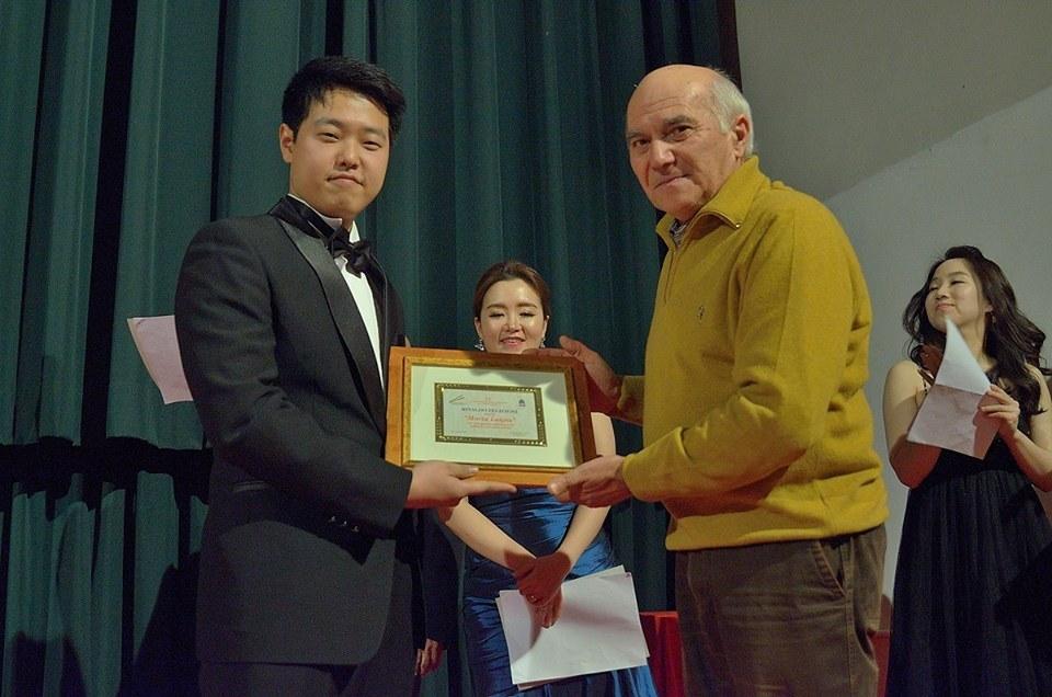 Jin Hun Lee - foto Angelo Bolsi