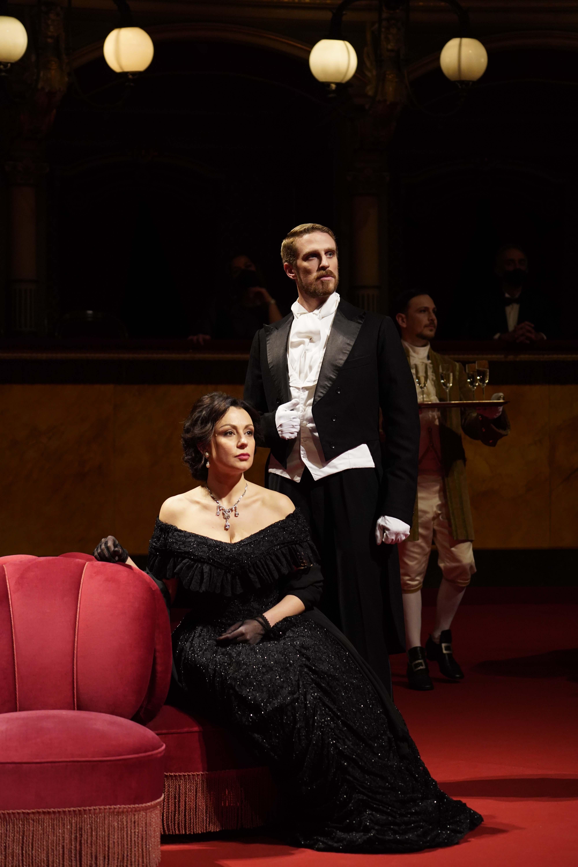 Irina Lungu, Michele Patti  - La Traviata, Atto II - ® Giacomo Orlando