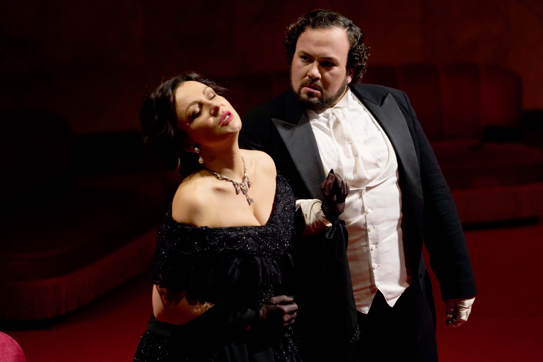 Irina Lungu, Stefan Pop - La Traviata, Atto II - ® Giacomo Orlando