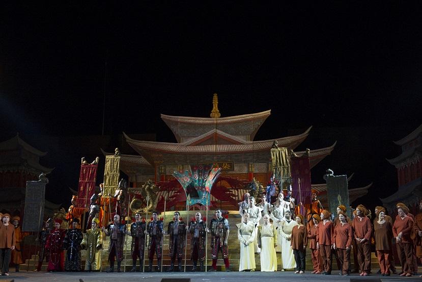 Foto concessa dal Festival Puccini