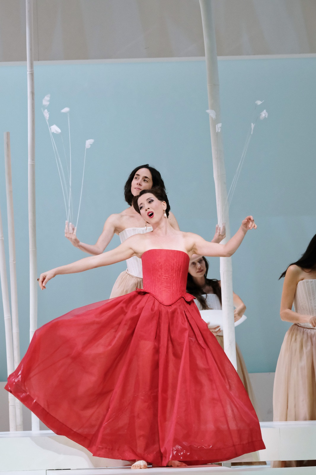 Lisette Oropesa - ph. Agathe Poupeney / Opéra national de Paris